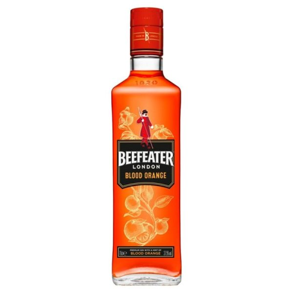 Beefeater Blood Orange Flavoured Gin 70cl