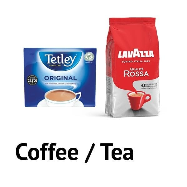 Coffee / Tea