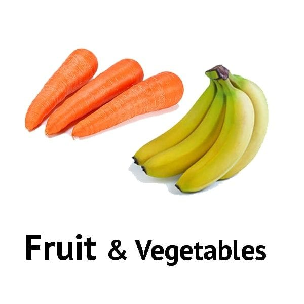 Fruit & Vegetables