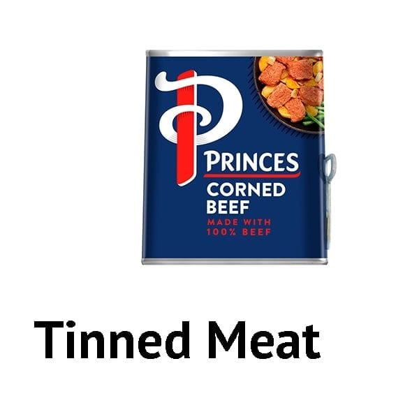 Tinned Meats
