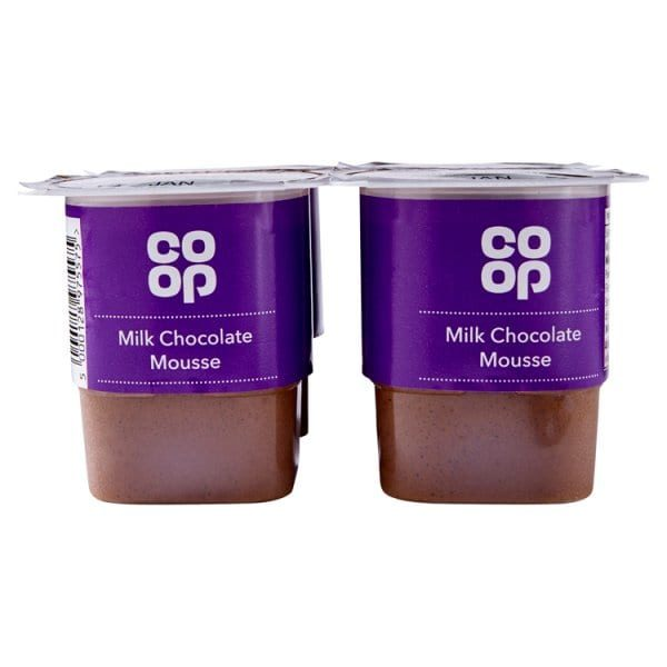 Co Op Chocolate Mousse