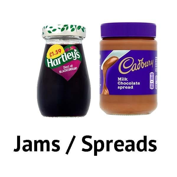 Jams / Spreads